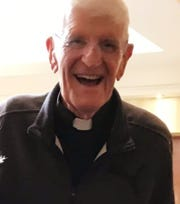 Msgr. Michael O'Grady died in Ireland at the age of 85, according to the Dioceses of Phoenix.