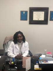 Dr. Terreze Gamble is a family medicine doctor at Tallahassee Primary Care Associates where she opened her practice nine years ago.