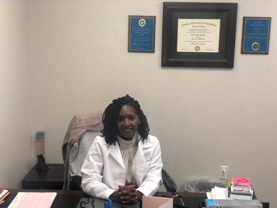 Dr. Terreze Gamble is a family practice doctor at Tallahassee Primary Care Associates where she opened her practice nine years ago.