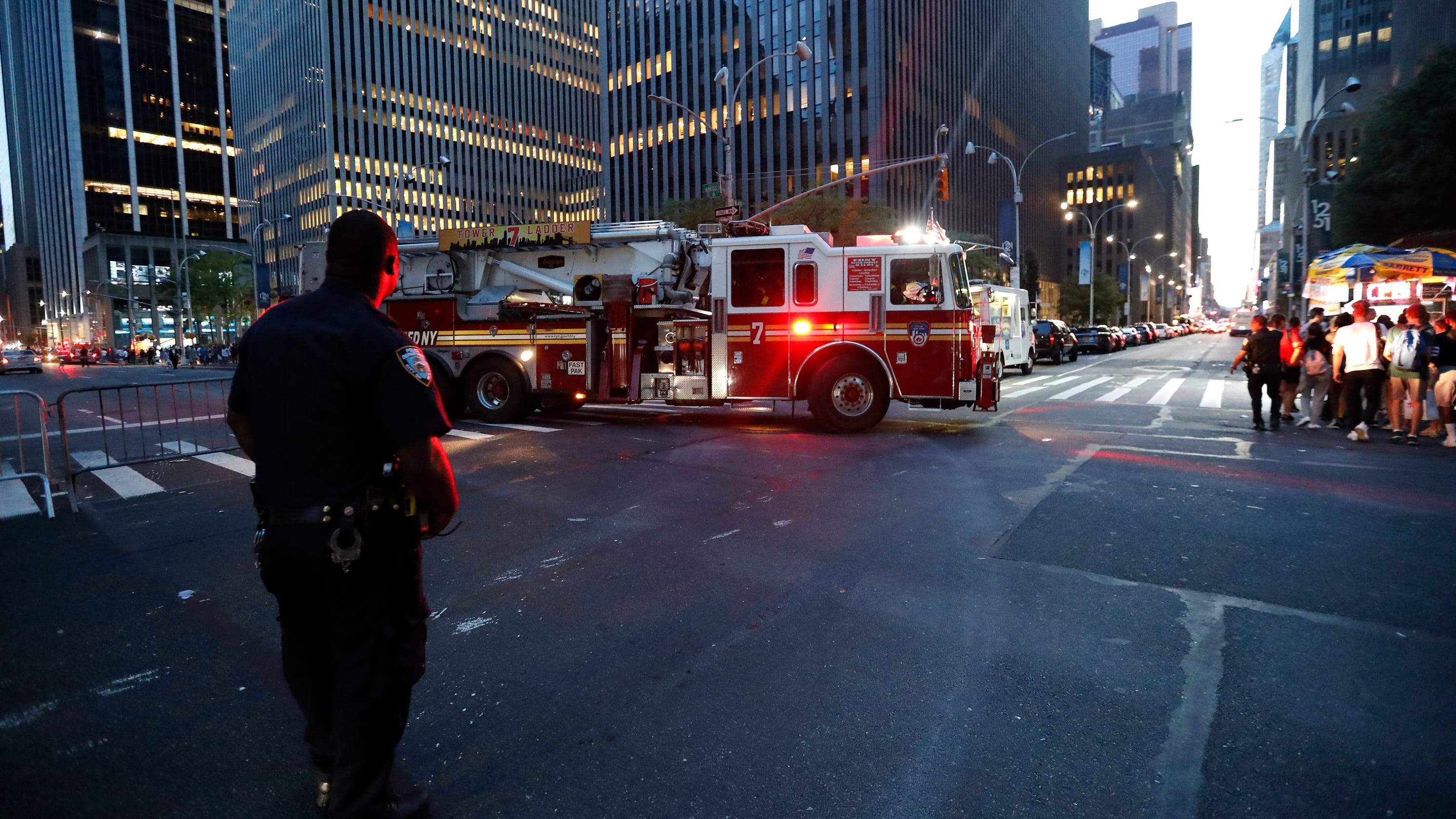 Manhattan power outage: Widespread power outages in New York