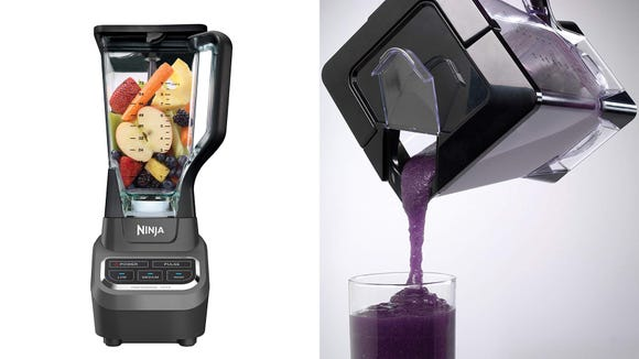 Your favorite summer drinks? Get them easy with this Ninja blender.
