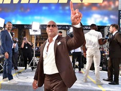 Dwayne 'The Rock' Johnson spills on the 'Hobbs & Shaw' premiere drama: 'It was so surreal'