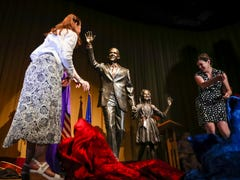 South Dakota's Rapid City adds Barack Obama statue to its City of Presidents collection