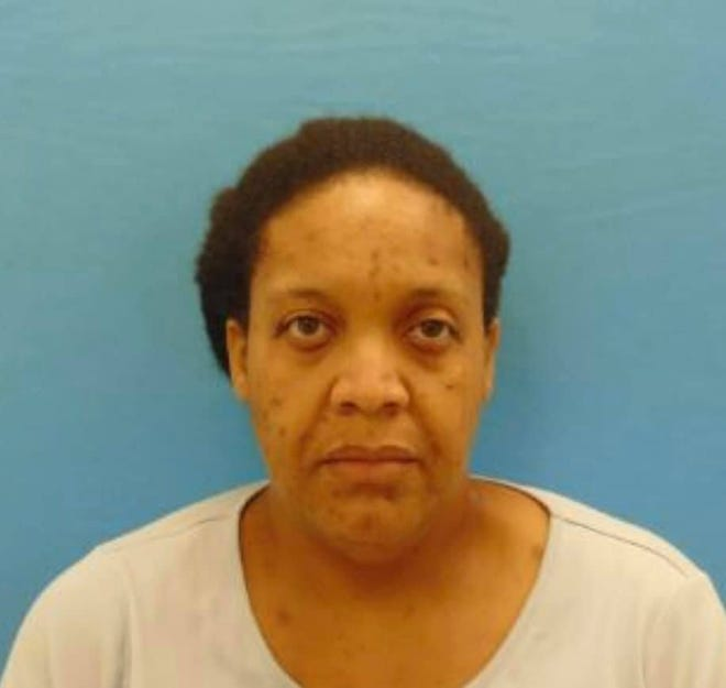 This booking photo from the Seguin Police Department shows Delissa Navonne Crayton, 47, who was arrested on July 10, 2019 after police found her mother's remains in her residence. Police believe she kept her mother's remains in the house she lived in with her daughter for about three years.