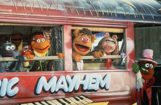 """The Muppet Movie"" returns to select cinemas for its 40th anniversary on Thursday, July 25 and Tuesday, July 30."