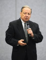 Taylor County Judge Downing Bolls