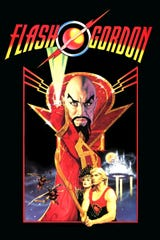 """The 1980 version of """"Flash Gordon"""" is first Saturday Sci-Fi Film Festival showing."""