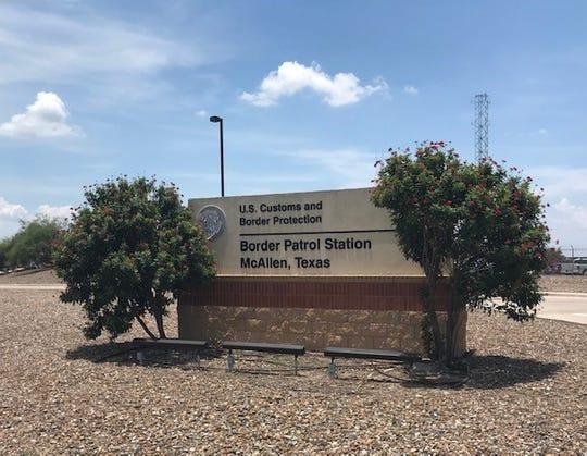 The Border Patrol Station, McAllen, Texas
