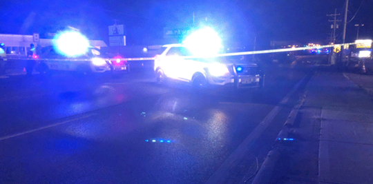 A pedestrian was hit and killed on Colerain Avenue overnight, Colerain Township police said early Monday.