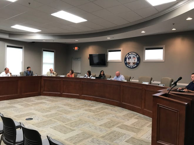 Fort Mitchell City Council convened for a special meeting July 15. It voted to deny a zoning change request that would have allowed a luxury apartment complex to be built.