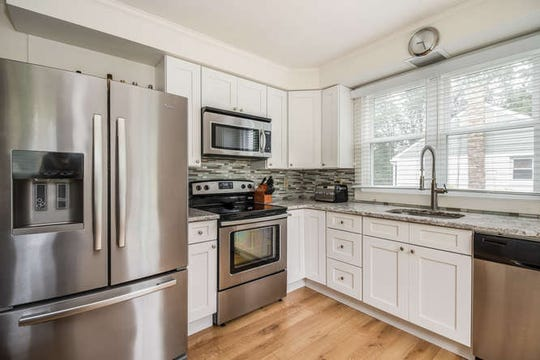 A Cape Cod that has been recently renovated and updated in Bethlehem Township is for sale for $239,900.