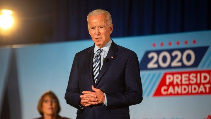 18 Democratic nominees — including Biden, Sanders, Warren, Harris — coming to Vegas Aug. 3