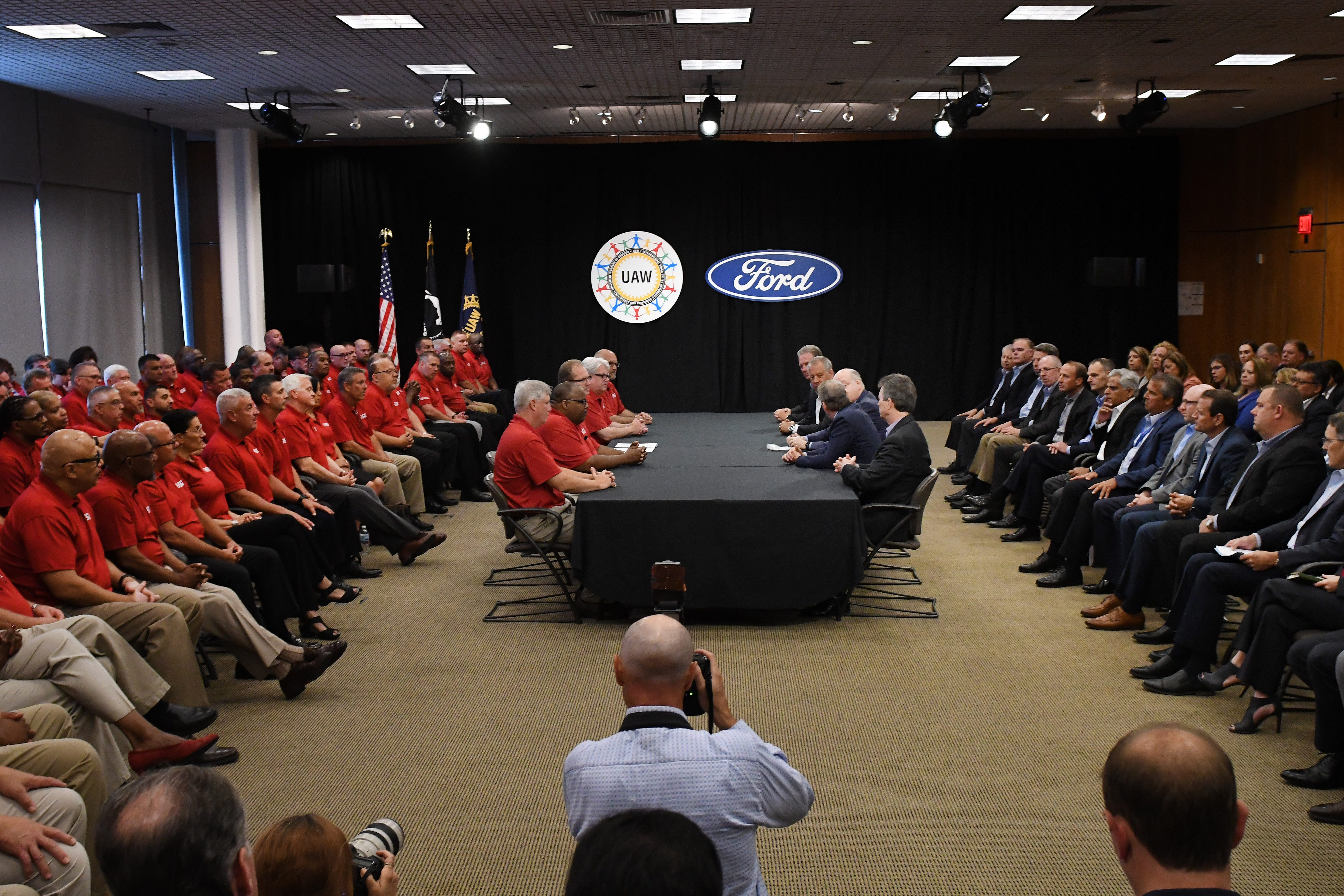 fca  gm warn their futures are at stake ahead of uaw talks
