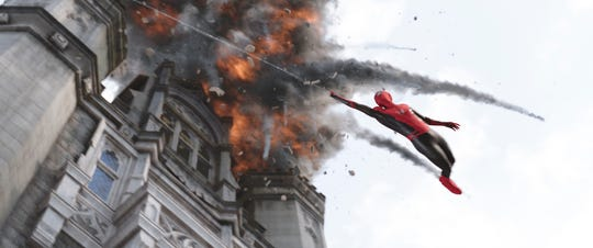 The next Spidey film will hit theaters on July 16, 2021.