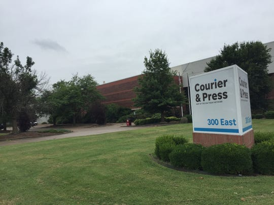 After a sale last week, MetroNet will occupy space in the East Walnut Street building that since 1990 has housed the Courier & Press and earlier Evansville newspapers.