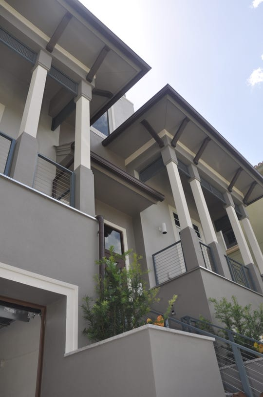 Potter Homes has built 18 homes on Bonita Beach.