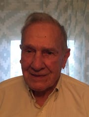 Hal Theiss, 84, of Fort Myers recalled what it was like to be in mission control the day of the lunar landing.