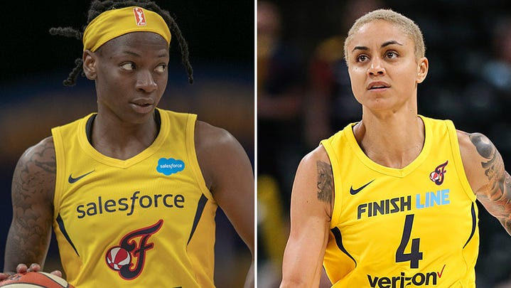 Indiana Fever players Erica Wheeler, Candice Dupree named to 2019 WNBA All-Star team