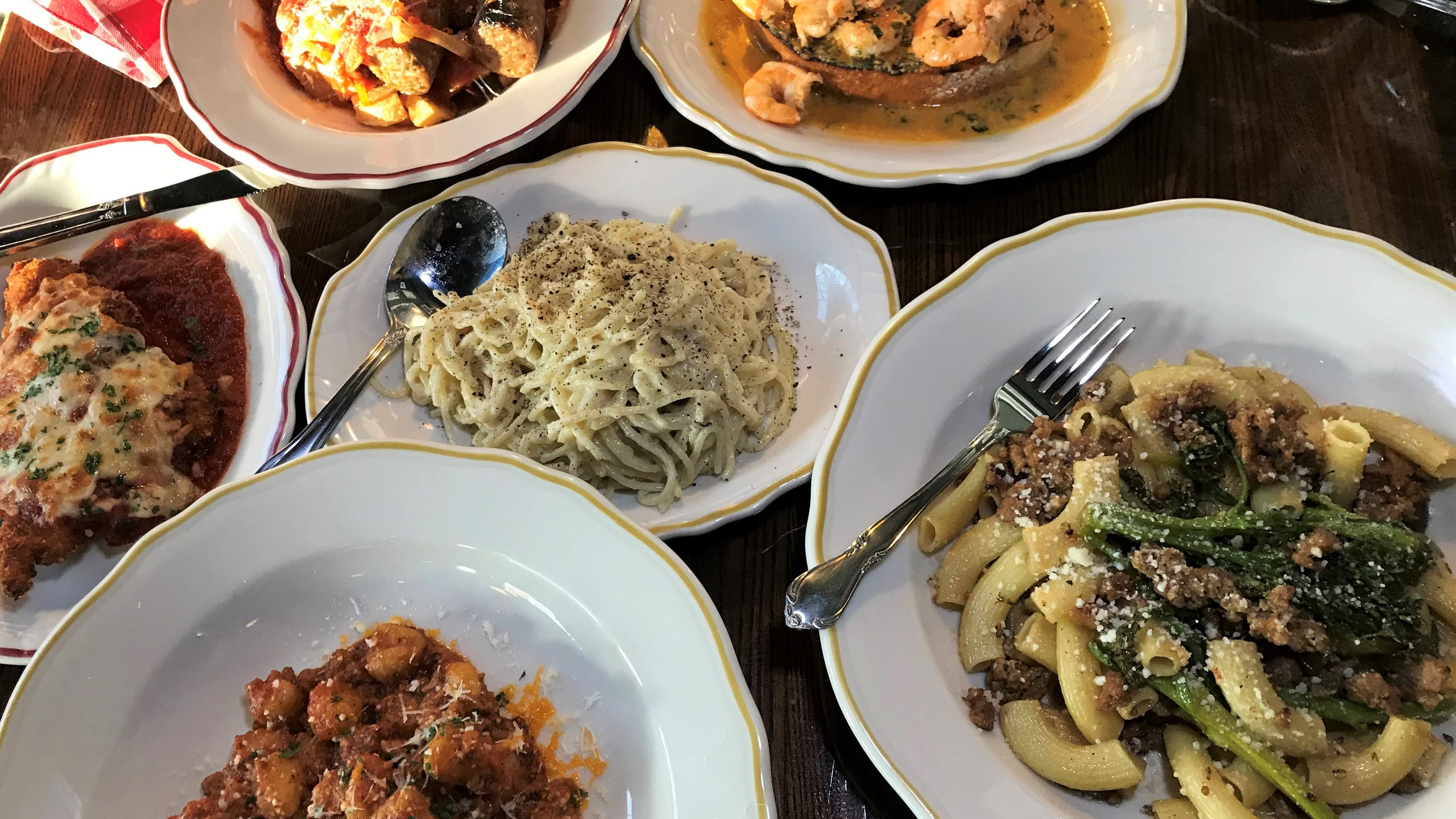 Indianapolis Restaurants Maialina Italian Opens In Fountain
