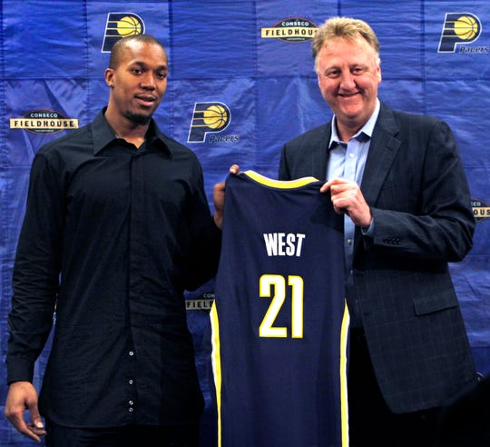 David West remains the best free agent the Pacers have signed in recent history.