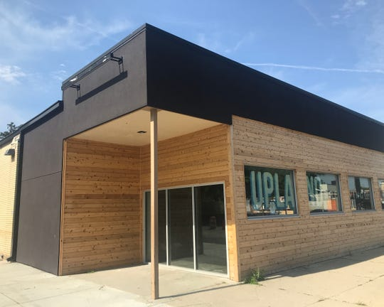 Upland Brewing Co. will open its Fountain Square site, 1201 Prospect St., on Aug. 1.