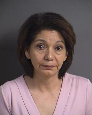 Edith Herrera Hora, 56, of Iowa City, faces a first-degree theft charge after allegedly transferring more than $600,000 out of her recently deceased mother's bank account to her personal account, without authority, in September 2016.