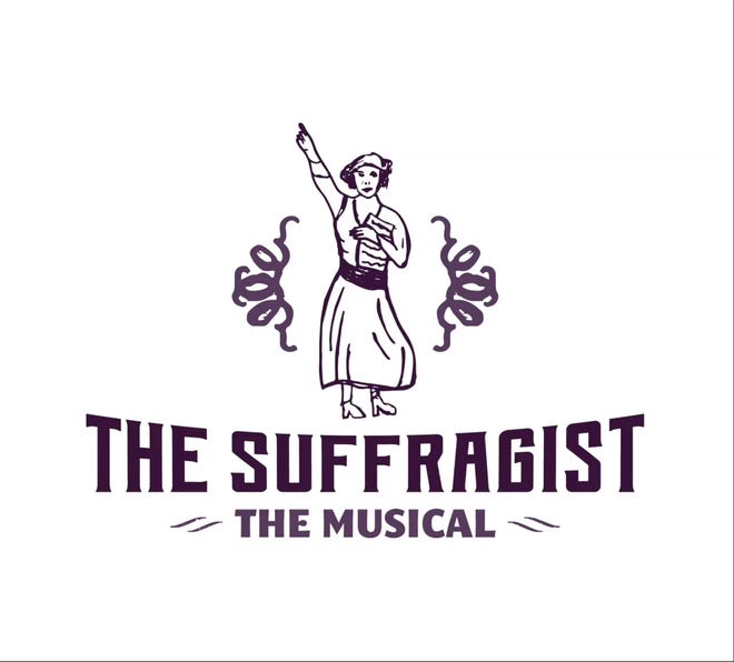 """The Suffragist"" is a new musical scheduled to be released next year, created by Nancy Cobb and Cavan Hallman."