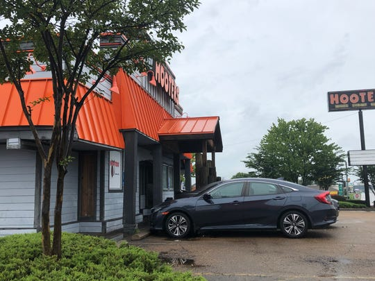 Hooters of Jackson closed its doors at its Interstate-55 location on Sunday, July 14, 2019.