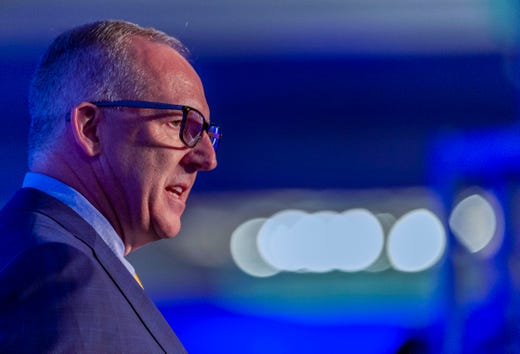 Greg Sankey takes stance on issues affecting college baseball, softball