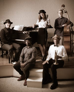 Dr. Daylight's Jazz Co. will hold a CD release party Saturday at The Garage.