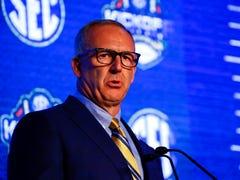 SEC Media Days: Explaining the targeting rule change, overtime adjustment