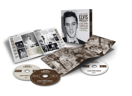 A Boy from Tupelo: The Complete 1953-1955 Recordings for sale on Amazon's Prime Day.