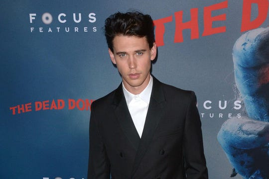 Austin Butler will play Elvis Presley in a new movie.
