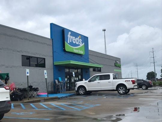 The Fred's store at Sterlington is one four northeast Louisiana locations closing.