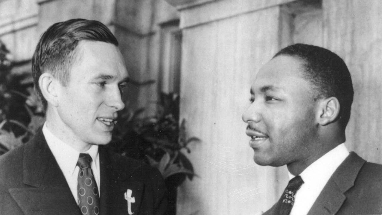 Robert Graetz, the white minister who helped organize 1950s Montgomery Bus Boycott, dies at 92
