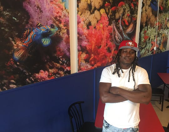 Ronald Matthews will open Seafood Sensation Aug. 23 at 123 S.E. Broad St. in Murfreesboro.