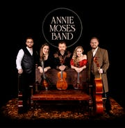 The Annie Moses Band is comprised of five siblings and named for the group's great grandmother, a Texas sharecropper's wife who dreamed of giving her children a musical education.