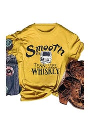 A Tennessee whiskey T-shirt for sale on Amazon's Prime Day