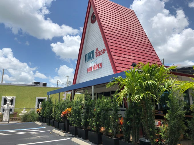 Turco Taco in downtown Naples opened in late June.