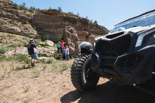 An exciting off-road adventure can lead to more adventures in Ruidoso.