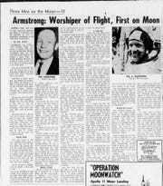 Neil Armstrong profile