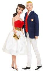 Barbie & Ken in the preppy era