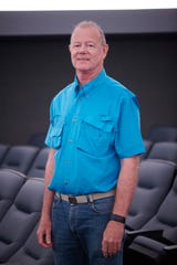 Billy Jackson is Pensacola State College Planetarium and Space Theater specialist.