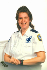 Jennifer Caro was an Escambia County paramedic for 35 years. She passed away in September 2017 at the age of 56 from heart failure. Her ashes were interred in an artificial reef ball that was deployed off the coast of Fort Pickens in September 2018.