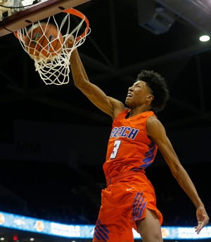 MarJon Beauchamp is attracting a lot of recruiting attention in the Pac-12.