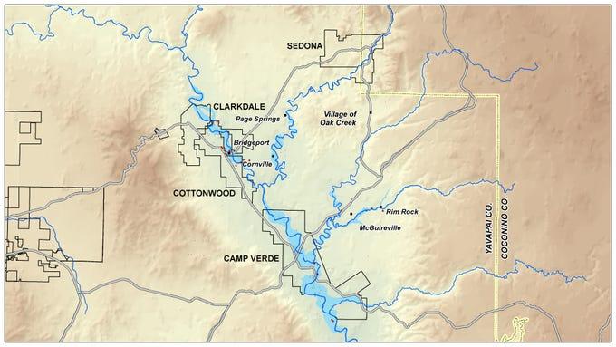 Verde River Exchange program saved almost 10 million gallons