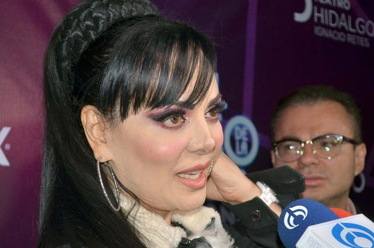 Maribel prefiere mantenerse al margen de lo que haga o diga José Manuel Figueroa.