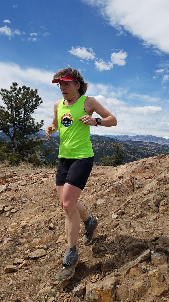 Sheryl Wheeler of Rhinebeck is one of the finest ultra-distance trail runners in the region and the nation.