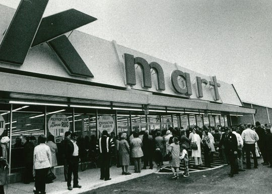 Kmart on Wayne Avenue in Chambersburg opened on Oct. 30, 1974. The store is in line to close by December 2019.