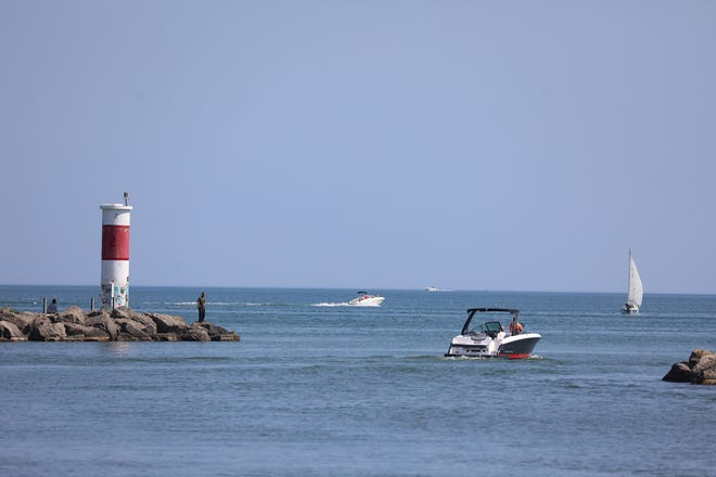 Santo Baez, 49, of Rochester has been identified as the man who drowned in Irondequoit Bay on Sunday.